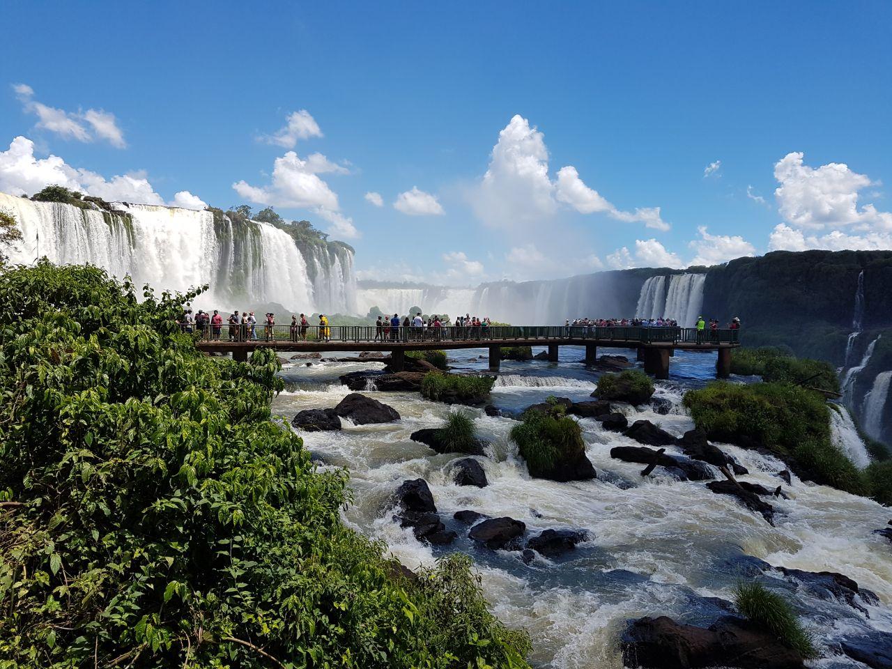 Foz Iguazu con Iyambaetur